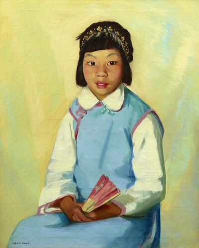 Robert Henri, 'Chow Choy', 1914