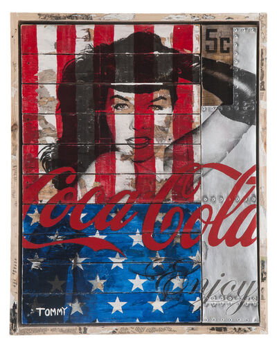 Tommy, 'Bettie - Coca Cola', 2015