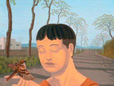 Sun Pei-Mao, 'Aquarium-ologist 2', 2020