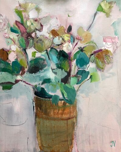 Jo Vollers, 'Early Hellebores', 2020