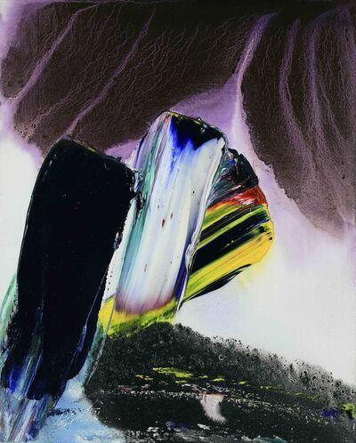 Paul Jenkins, 'Phenomena Celtic Fire Torc', 1995