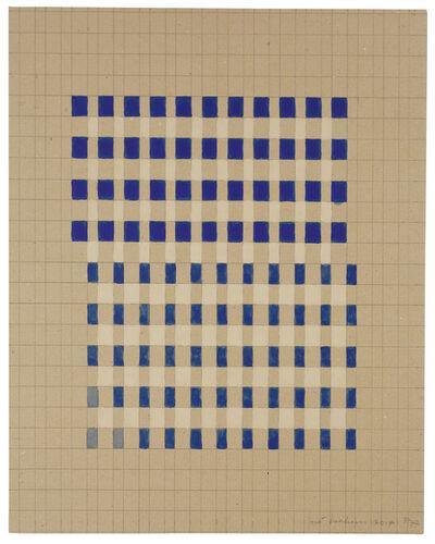 José Heerkens, '2017-P72. Pilgrimage Letter', 2017