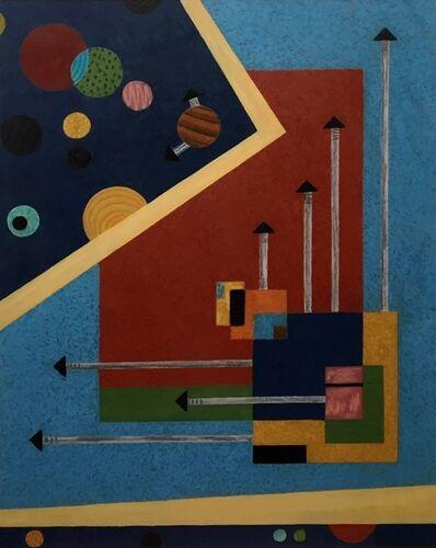 Emil Bisttram, 'Untitled (Abstraction)', 1941