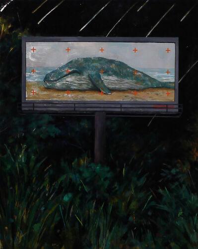Pei-xin Chuang, 'Night Message', 2016