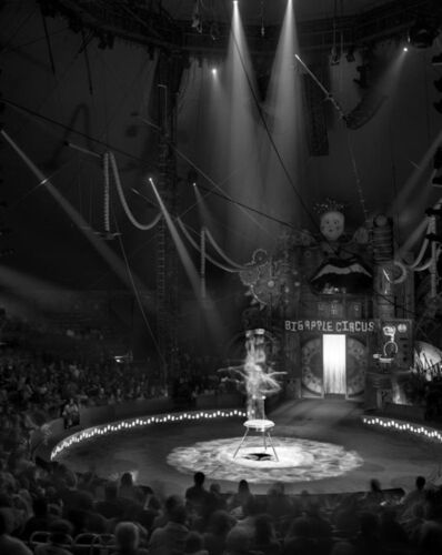Matthew Pillsbury, 'Contortionist, Big Apple Circus, New York City, 2011 (TV11528)', 2011