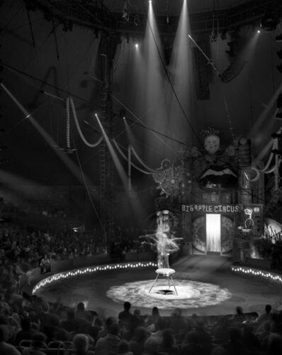 Matthew Pillsbury, 'Contortionist, Big Apple Circus, New York City, 2011 (TV11528)', 2011