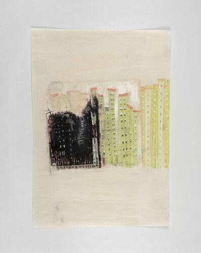 Azade Köker, 'Viertel 3', 2012