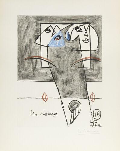 Le Corbusier, 'Unité, Planche 18', 1963
