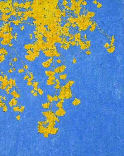 David Kidd, 'Yellow Ginkgo', ca. 2019