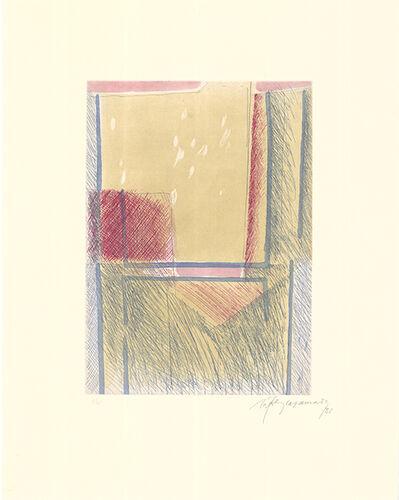Albert Ràfols-Casamada, 'Barcelona-5', 1981