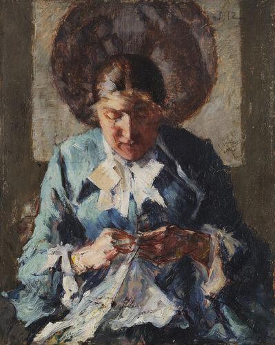 John Peter Russell, 'Marioccia', 1887