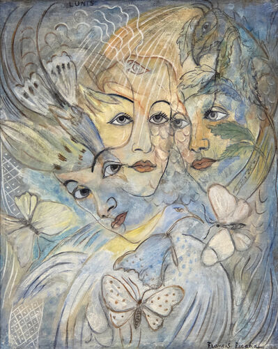Francis Picabia, 'Lunis', ca. 1929