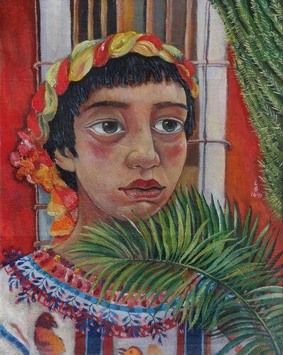 Liu Bing, 'A Portrait in South America', 2014