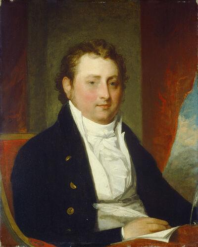 Gilbert Stuart, 'Edward Stow', ca. 1803