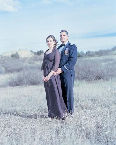 David Magnusson, 'Danielle Sadlo, 17 years & Tom Sadlo. Colorado Springs, Colorado.'