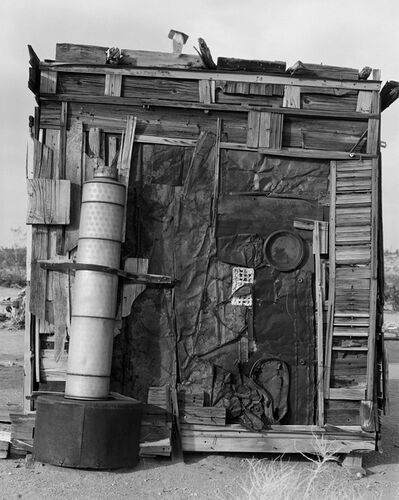 Hannah Collins, 'The Interior and the Exterior - Noah Purifoy 6', 2014