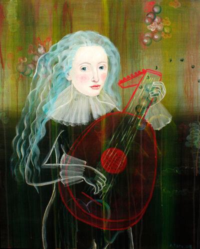 Anne Siems, 'Lute', 2018
