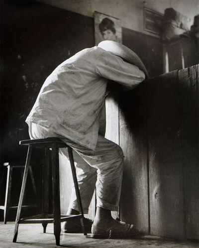Rodrigo Moya, 'El último parroquiano', 1961