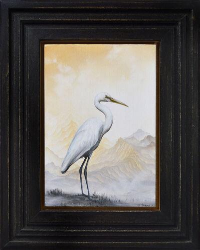 Brian Mashburn, 'Egret', 2016