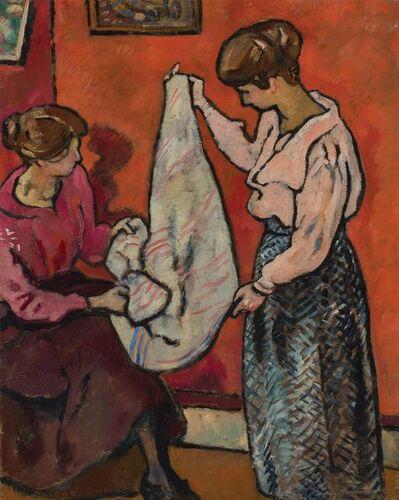 Louis Valtat, 'Les Couturieres', 1918