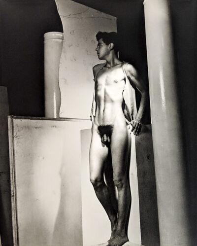 George Platt Lynes, 'Alain Bocouilla', 1937