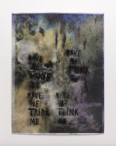 Kaari Upson, 'Make Me Think (Grotto)', 2008