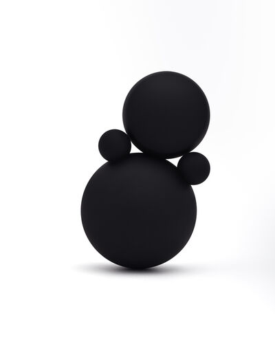 Gregory Orekhov, 'Agatha in Black', 2019