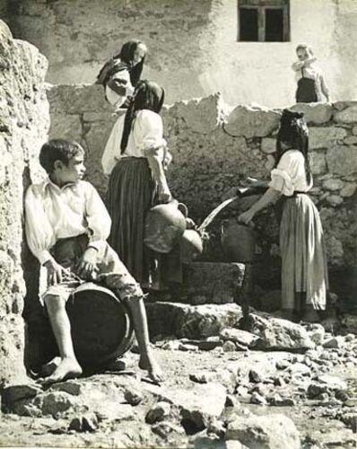Wolfgang Suschitzky, 'Sardinia', 1948/1948