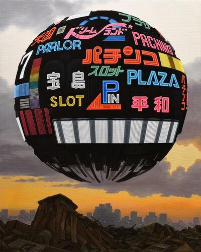 Masakatsu Sashie, 'Phantom', 2020