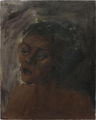Lynette Yiadom-Boakye, 'Cave', 2007