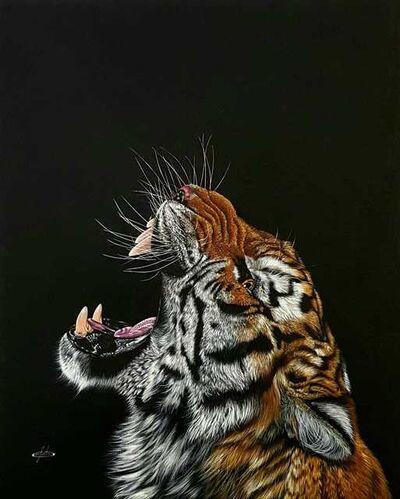 Giovanni Confortini, 'Tiger roar', 2019