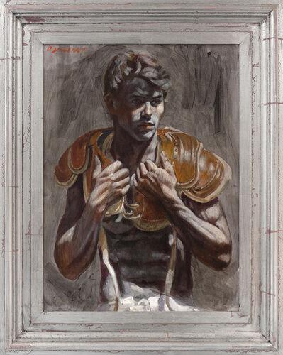 Mark Beard, '[Bruce Sargeant (1898-1938)] Football Player', n.d.