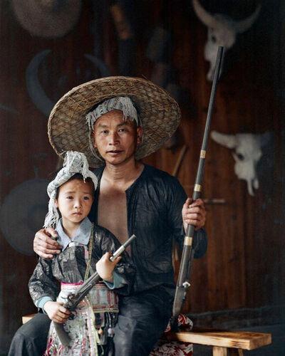 Jimmy Nelson, 'XXII 6 // XXII China', 2016