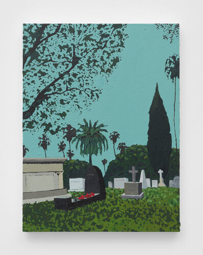 Hilary Pecis, 'Hollywood Forever', 2019
