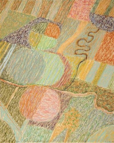 Yvonne Jacquette, 'Colorado Irrigation Circles-F', 2012