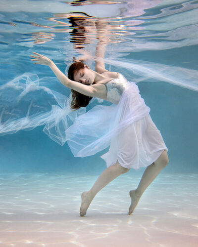 Lisa Polonet, 'Underwater Dance', ca. 2021