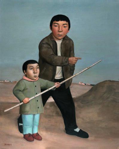 Duan Jianwei 段建伟, 'Guiding', 2007