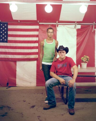 Richard Renaldi, 'Jeromy and Matthew, 2011, Columbus, OH', 2011