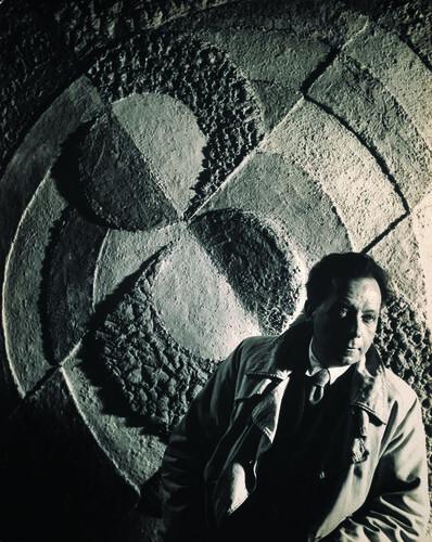 Florence Henri, 'Robert Delaunay', 1935