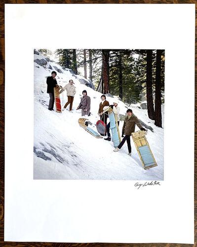Guy Webster, 'The Beach Boys, Idyllwild', 1965