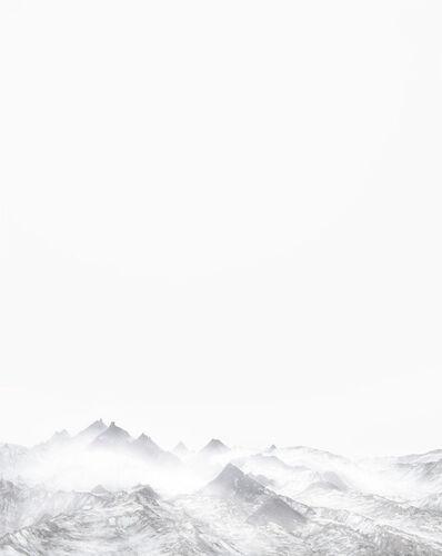 Caleb Cain Marcus, 'Sólheimajökull, Plate I, Iceland', 2010