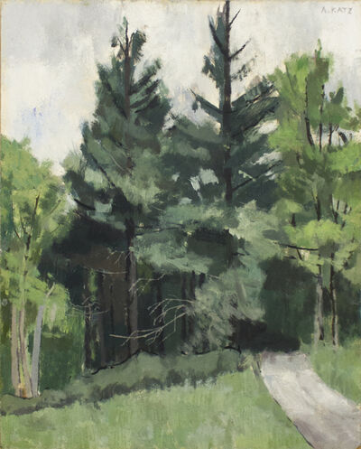 Alex Katz, 'Maine Woods', 1949