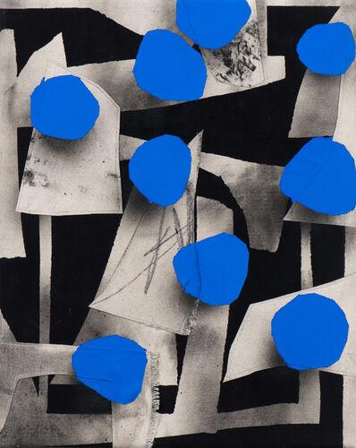 Christopher Iseri, 'Blue Dot', 2018
