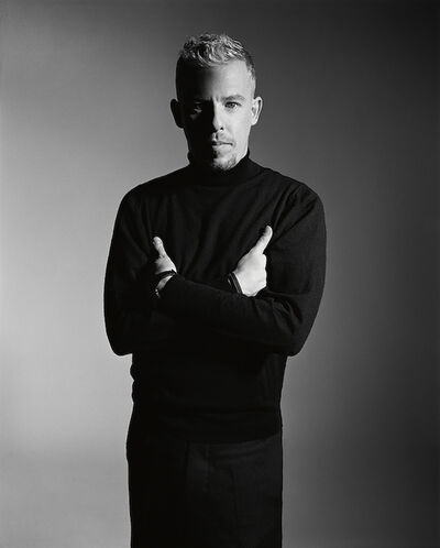 Rankin, 'Alexander McQueen, Hapers & Queen', 2002