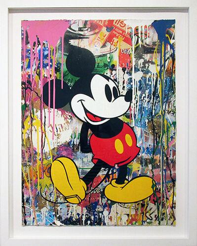 Mr. Brainwash, 'Mickey', 2018
