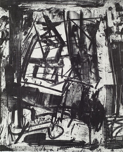Emilio Vedova, 'Untitled', 1970