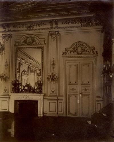 Eugène Atget, 'Hotel de Roquelaure, 246 Blvd St. Germain', 1906/1906c