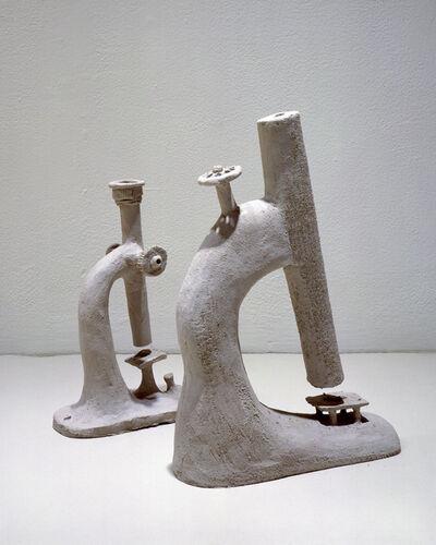 Alexander Brodsky, 'Grey Matter (Microscope)', 1999