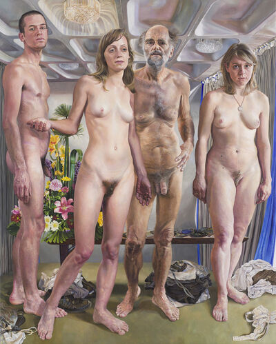 Deborah Poynton, 'Candidates', 2006