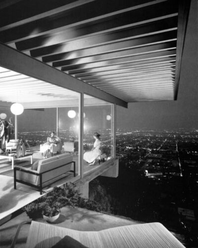 Julius Shulman, 'Case Study House #22, Pierre Koenig, architect, Los Angeles, California', 1960